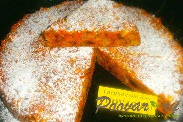 Морковный пирог с яблоками Шаг 18 (картинка)