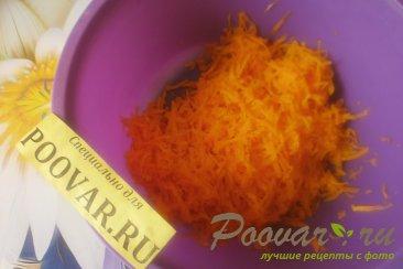 Оладьи из тыквы с сыром Шаг 2 (картинка)