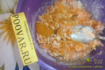 Оладьи из тыквы с сыром Шаг 6 (картинка)