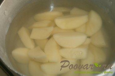 Отварной картофель с луком Шаг 3 (картинка)