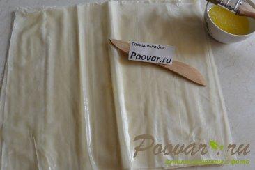 Пирог с творогом и бананами Шаг 7 (картинка)