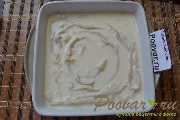 Пирог с творогом и бананами Шаг 13 (картинка)