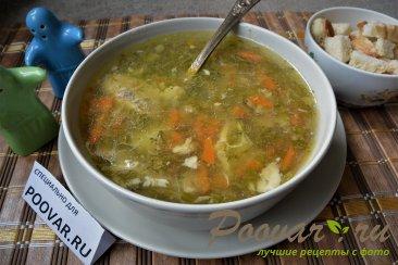 Куриный суп с картофелем в мультиварке Шаг 13 (картинка)