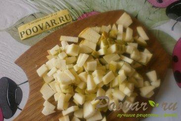 Роллини с творогом и яблоками Шаг 2 (картинка)