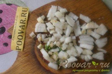 Суп из свиной грудинки с фасолью Шаг 6 (картинка)