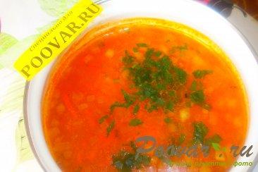 Суп из свиной грудинки с фасолью Шаг 14 (картинка)