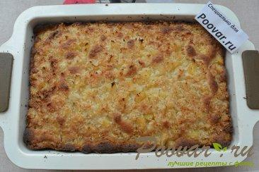Пирог с консервированными ананасами Шаг 15 (картинка)