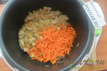 Курица с овощами в мультиварке-скороварке Шаг 7 (картинка)