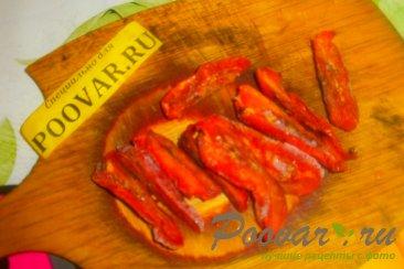 Хек с вялеными помидорами Шаг 10 (картинка)