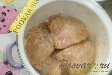 Курица на мангале Шаг 5 (картинка)