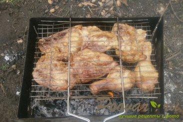 Курица на мангале Шаг 6 (картинка)