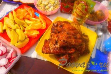 Курица на мангале Шаг 10 (картинка)