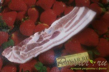 Свиная грудинка в фольге с горчицей Шаг 1 (картинка)