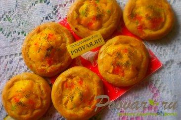 Печенье с ванильным пудингом Изображение