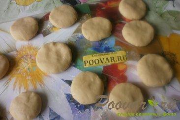 Печенье с ванильным пудингом Шаг 12 (картинка)