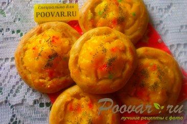 Печенье с ванильным пудингом Шаг 18 (картинка)