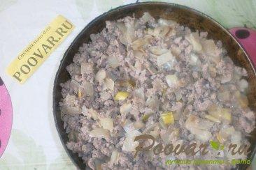 Пирожки на кефире с куриными желудками Шаг 7 (картинка)