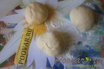 Пирожки на кефире с куриными желудками Шаг 13 (картинка)