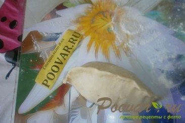 Пирожки на кефире с куриными желудками Шаг 15 (картинка)
