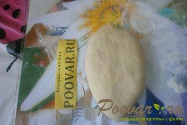 Пирожки на кефире с куриными желудками Шаг 16 (картинка)