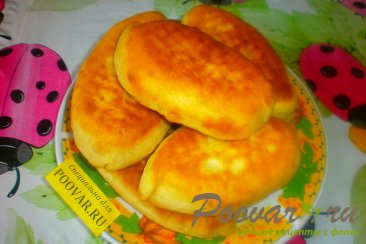 Пирожки на кефире с куриными желудками Шаг 19 (картинка)