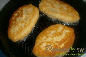 Пирожки на кефире с куриными желудками Шаг 18 (картинка)