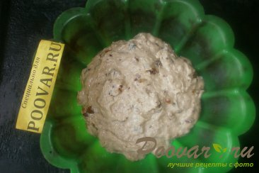 Пирог с сухофруктами на чае Шаг 13 (картинка)