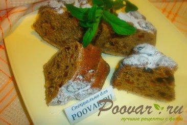 Пирог с сухофруктами на чае Шаг 17 (картинка)