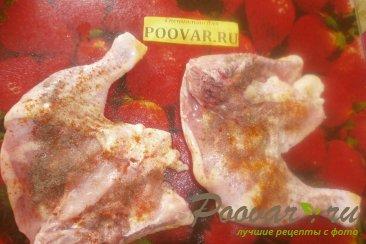 Куриные бёдра запечённые в духовке Шаг 3 (картинка)