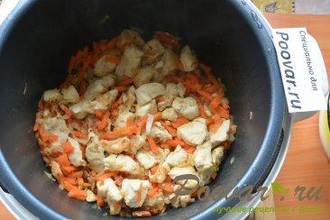 Курица с картофелем и сметаной в мультиварке-скороварке Шаг 6 (картинка)
