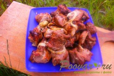 Пряный шашлык из свинины Изображение