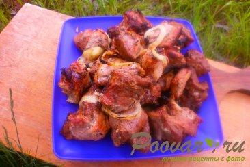Пряный шашлык из свинины Шаг 14 (картинка)