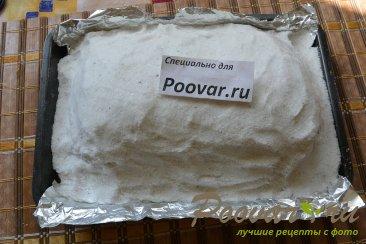 Свинина запечённая в соли Шаг 7 (картинка)