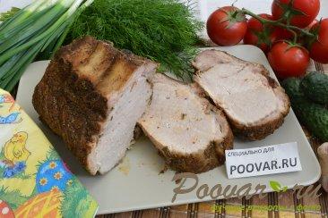 Свинина запечённая в соли Шаг 12 (картинка)