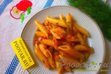 Макароны с томатным соусом Изображение