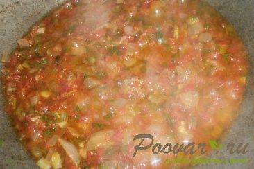 Макароны с томатным соусом Шаг 11 (картинка)