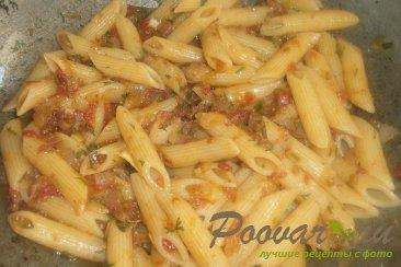 Макароны с томатным соусом Шаг 14 (картинка)