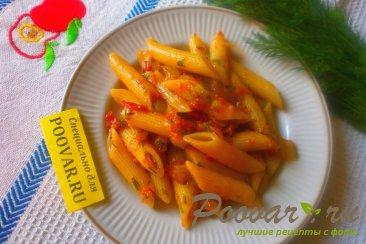 Макароны с томатным соусом Шаг 16 (картинка)