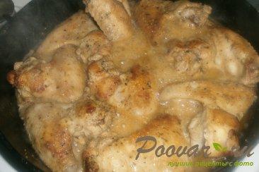 Тушёные куриные крылышки Шаг 9 (картинка)