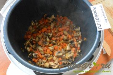 Суп с мясом и грибами в мультиварке-скороварке Шаг 7 (картинка)