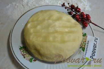 Картофельное тесто для пирожков Шаг 11 (картинка)
