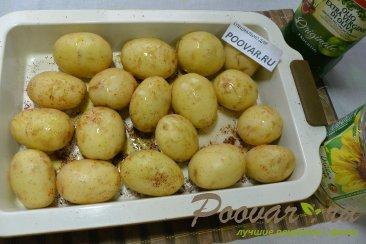 Молодой картофель запечённый в духовке целиком Шаг 4 (картинка)
