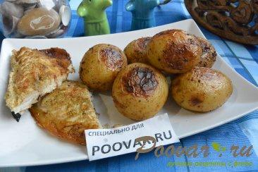 Молодой картофель запечённый в духовке целиком Шаг 8 (картинка)
