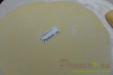 Жареные пирожки из картофельного теста Шаг 11 (картинка)