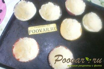 Картофельные кексы с начинкой Шаг 4 (картинка)