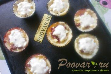 Картофельные кексы с начинкой Шаг 10 (картинка)