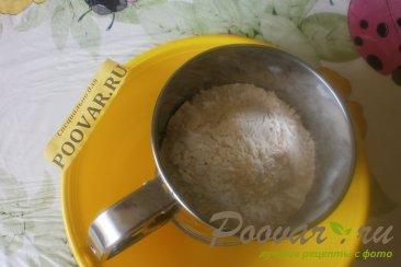Пирог с лимоном и орехами Шаг 1 (картинка)