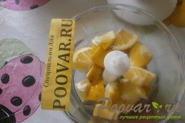 Пирог с лимоном и орехами Шаг 7 (картинка)