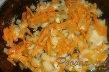 Курица с рисом в духовке Шаг 7 (картинка)