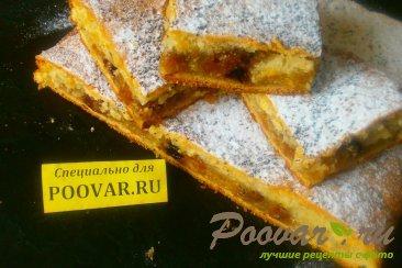 Пирог с лимоном и орехами Шаг 18 (картинка)